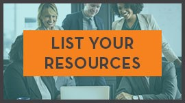 List Your Resources
